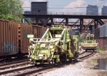 CSX MOW equipment