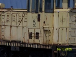 Cab Side detail AARX 5 Alliance Works -Alliance Casting