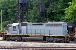 WE 6349 SD40-2 Former KCS in Wheeling's Akron yard