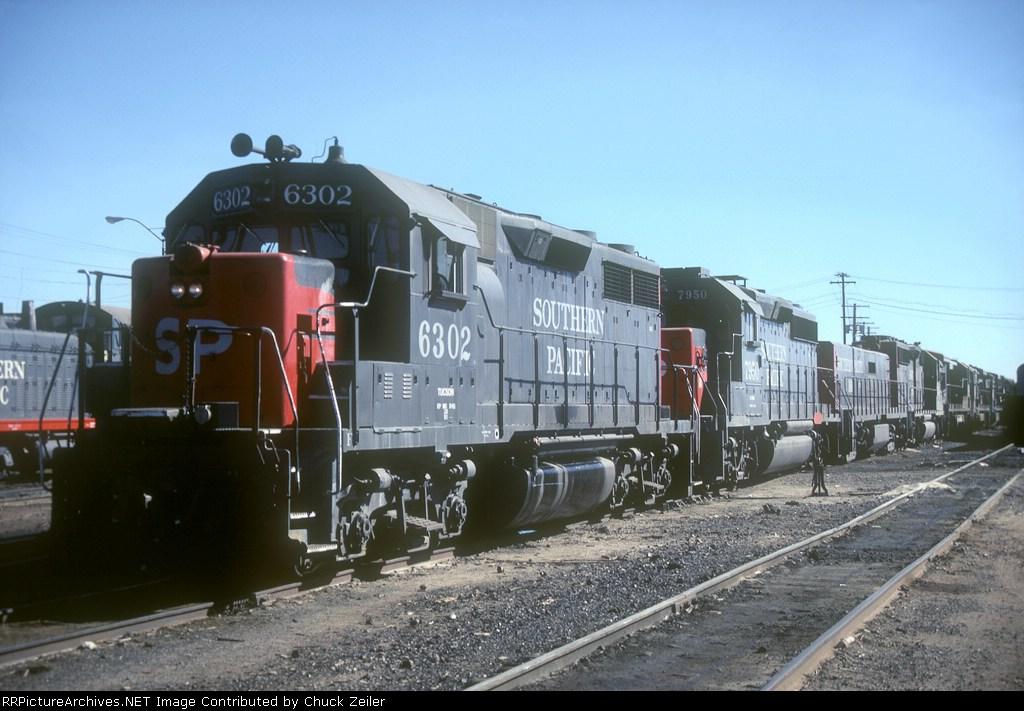 SP GP35E 6302