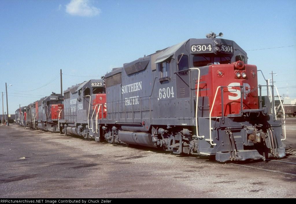 SP GP35E 6304