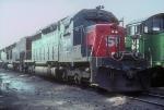 SP SD40R 7308
