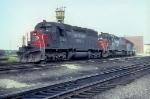 SP SD40R 7349