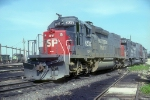 SP SD40T-2 8236