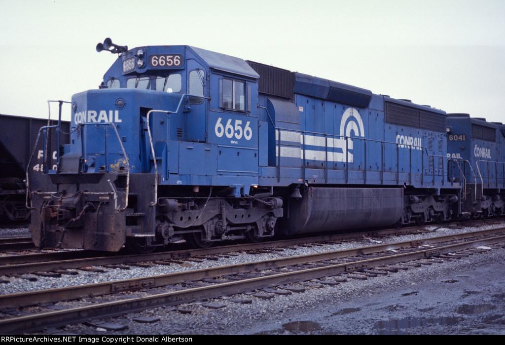 CR SD45-2 6656