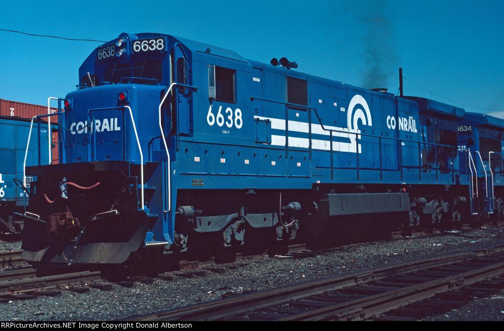 CR C36-7 6638