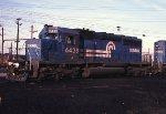 CR SD40-2 6438