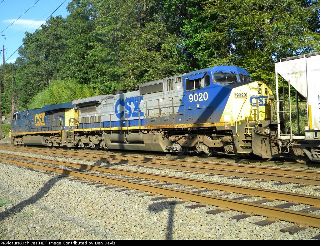 CSX 9020 Q438-13