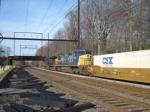 CSX 7705 on CSX L174-18