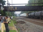 Railfans and Q418-30