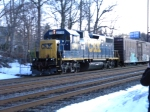 CSX 2719 on the rear of C770-01.