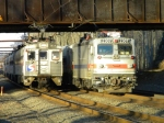SEPTA 373 and 6378