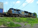 CSX 4730 and 5415 Q191-05