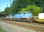 CSX 7746 and 7919