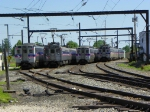 SEPTA line and yard