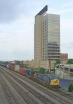CSX nb freight