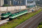 GO Transit Willowbrook Yard