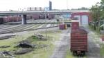 Buffalo Junction Yard = stored boxcars