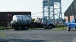 East Coast Right Of Way Maintenance MofW truck