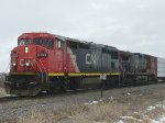 CN 2435 leads L576