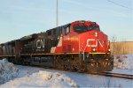 CN 2294 leads southbound taconite train U780