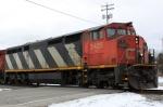 CN 2425 closeup