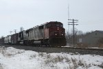 CN 5538 on the point of A491