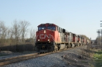 CN 2233 leads 4 others