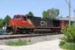 CN 2646 leads A446 not far behind 342