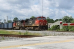 CN 2524 with a northbound