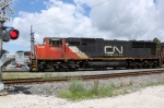 CN 5685 closely follows the previous SB