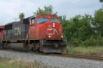 CN 5742 leads another southbound