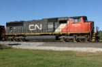 CN 5635 about to cross Weyer Rd.
