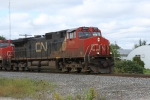 CN 2614 northbound is my first catch of the day