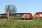 "CN 2442 in the ""Map"" scheme"
