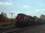 CN 8895 leads another northbound not far behind 341