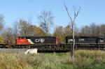 CN 9677 3rd unit on A446