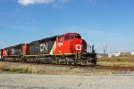 CN 5289 leads 8890 on A446