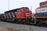 CN 5318 roster shot