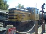 Klamath Northern 206