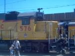 UP GP38-2