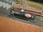 SPENCER TANK CAR