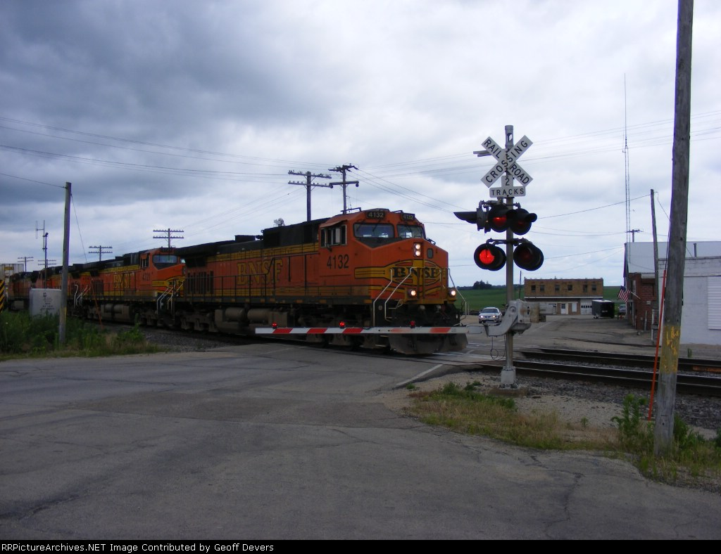 BNSF 4132