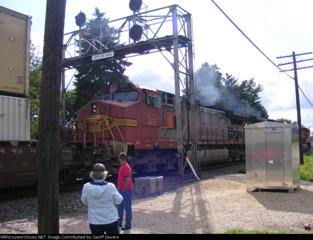 BNSF 621