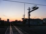 A Cool Sunset Scene