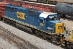 CSXT 8587