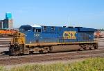 CSXT 5491