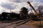 Laurinburg and Southern Derailment