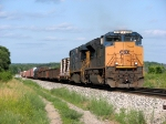 Newer CSX power leads Q327