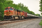 K654 Unit Ethanol with BNSF